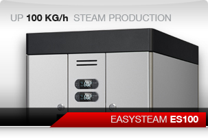 Umidificatore ad elettrodi immersi Easysteam ES100