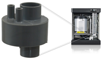 Cold Drain Adapter